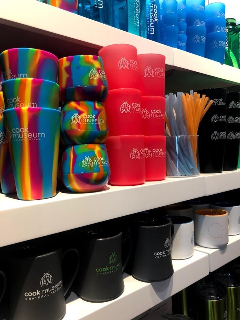 Cook Museum Cups