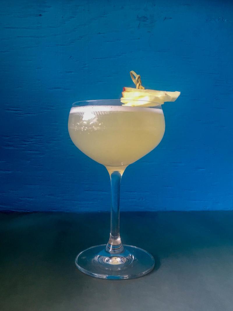 Pear-tini Cocktail