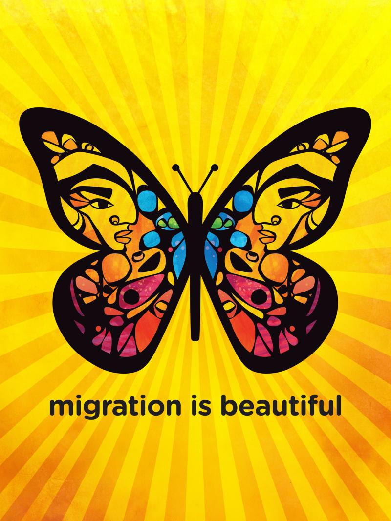 Migration is Beautiful Poster Image