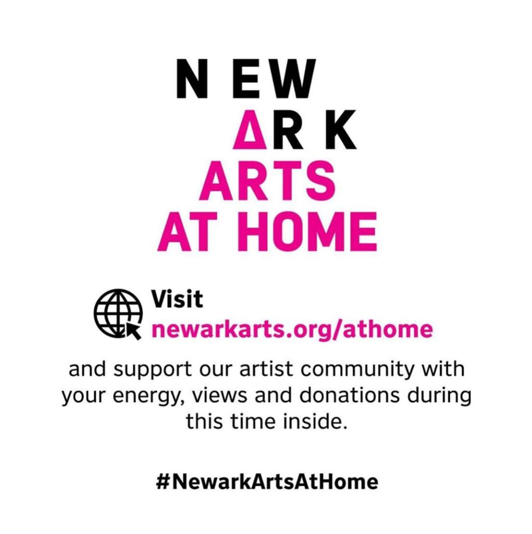 Newark Arts at Home
