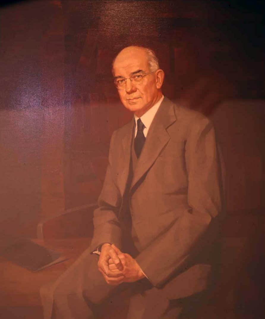 Dr. Edward Kendall