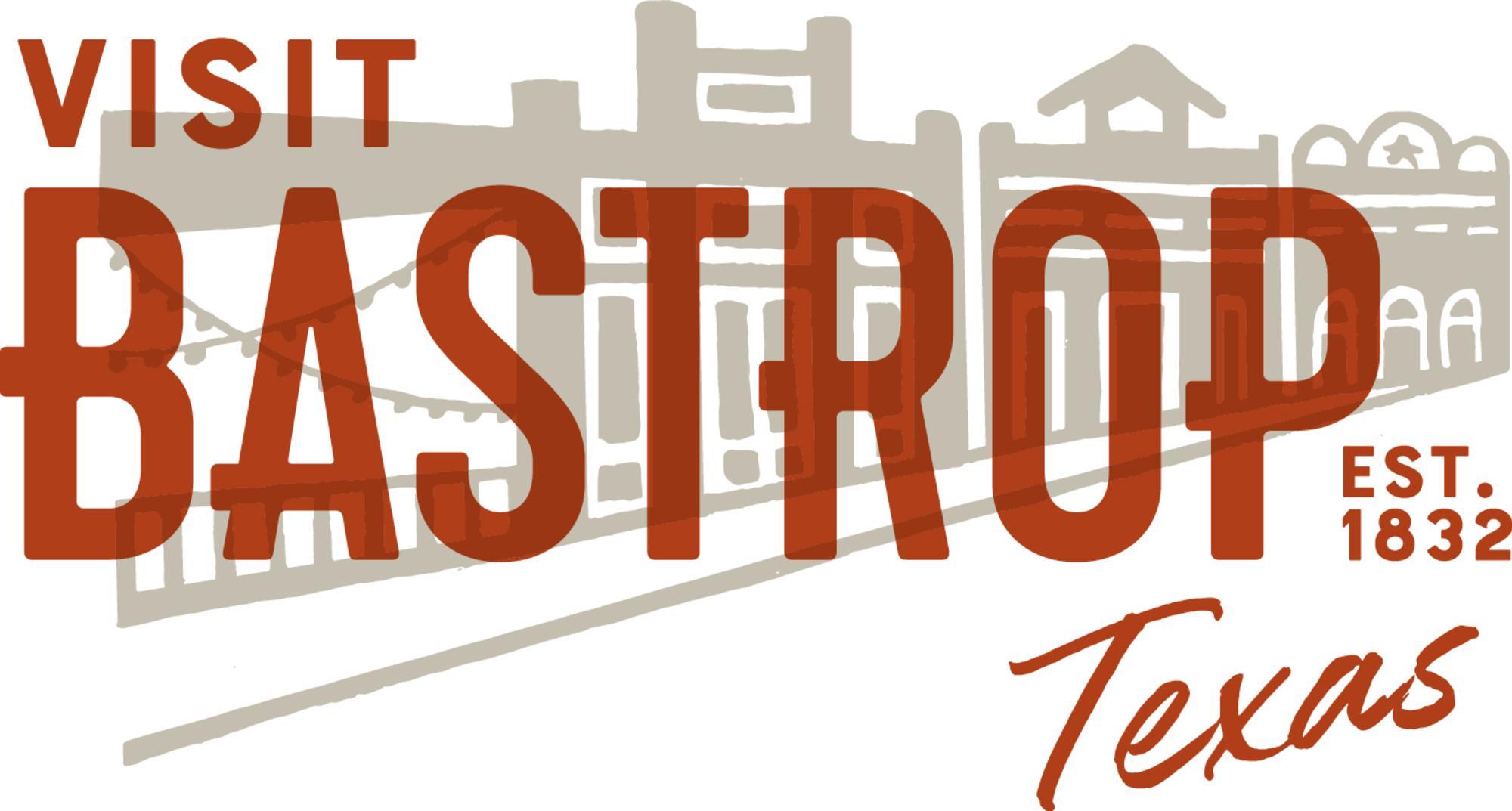 Visit Bastrop Logo (Downtown)