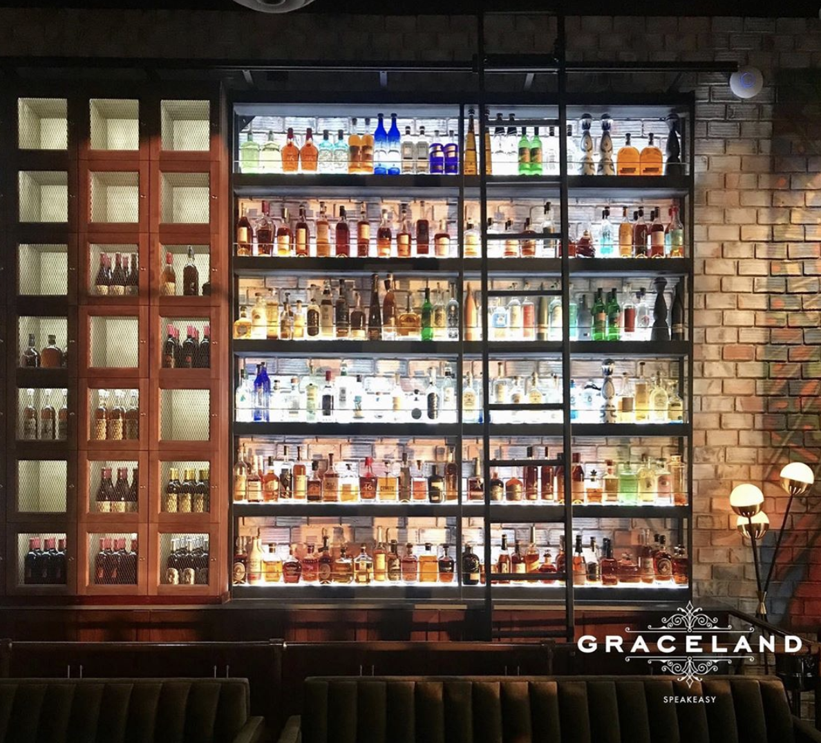 Graceland Speakeasy in Huntington Beach