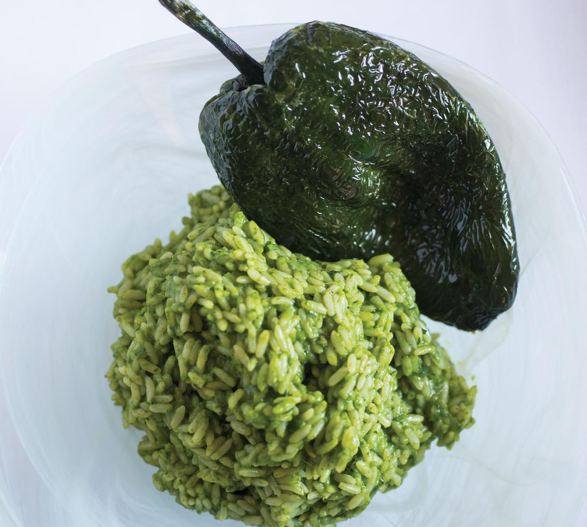 Green Rice