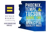 Human Rights Campaign Municipal Equality Index 2018 Arizona