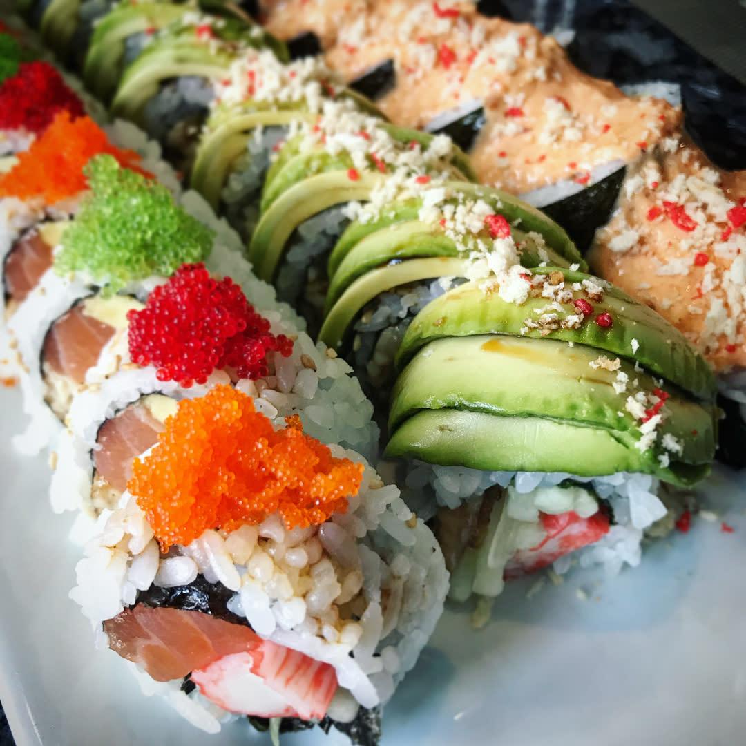 Banzai sushi online dating