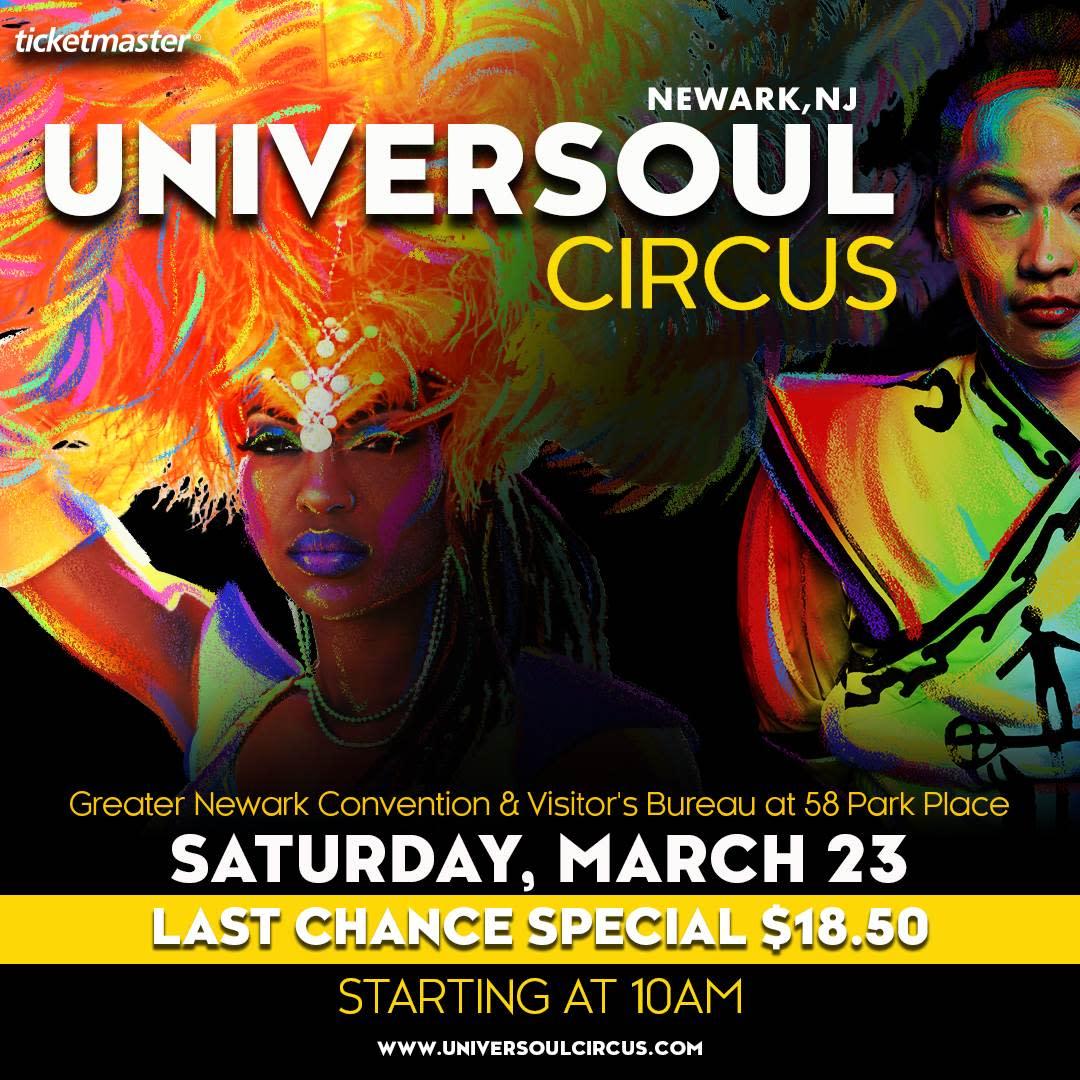 UniverSoul Circus - square