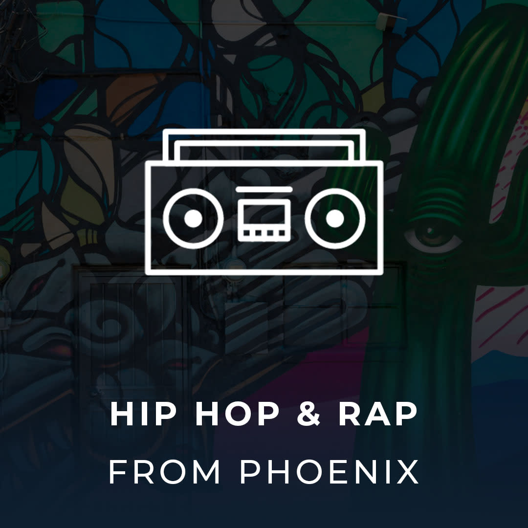 Hip Hop and Rap from Phoenix