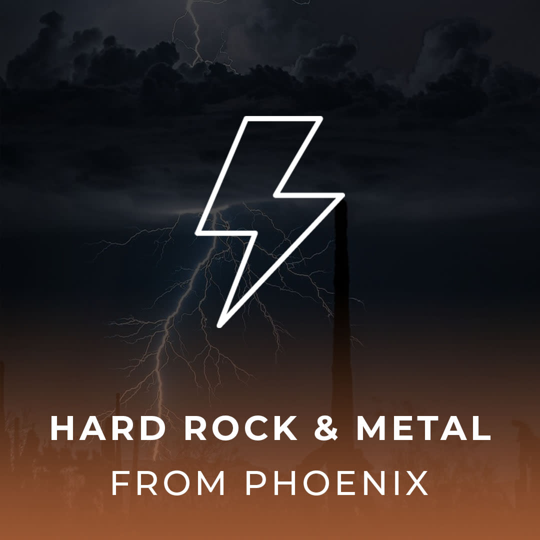 Hard Rock and Metal from Phoenix