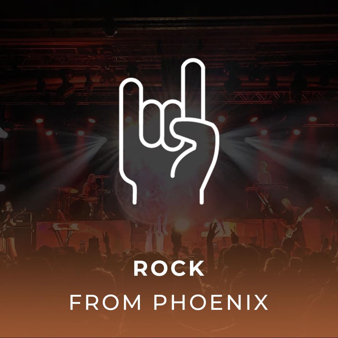 Rock from Phoenix
