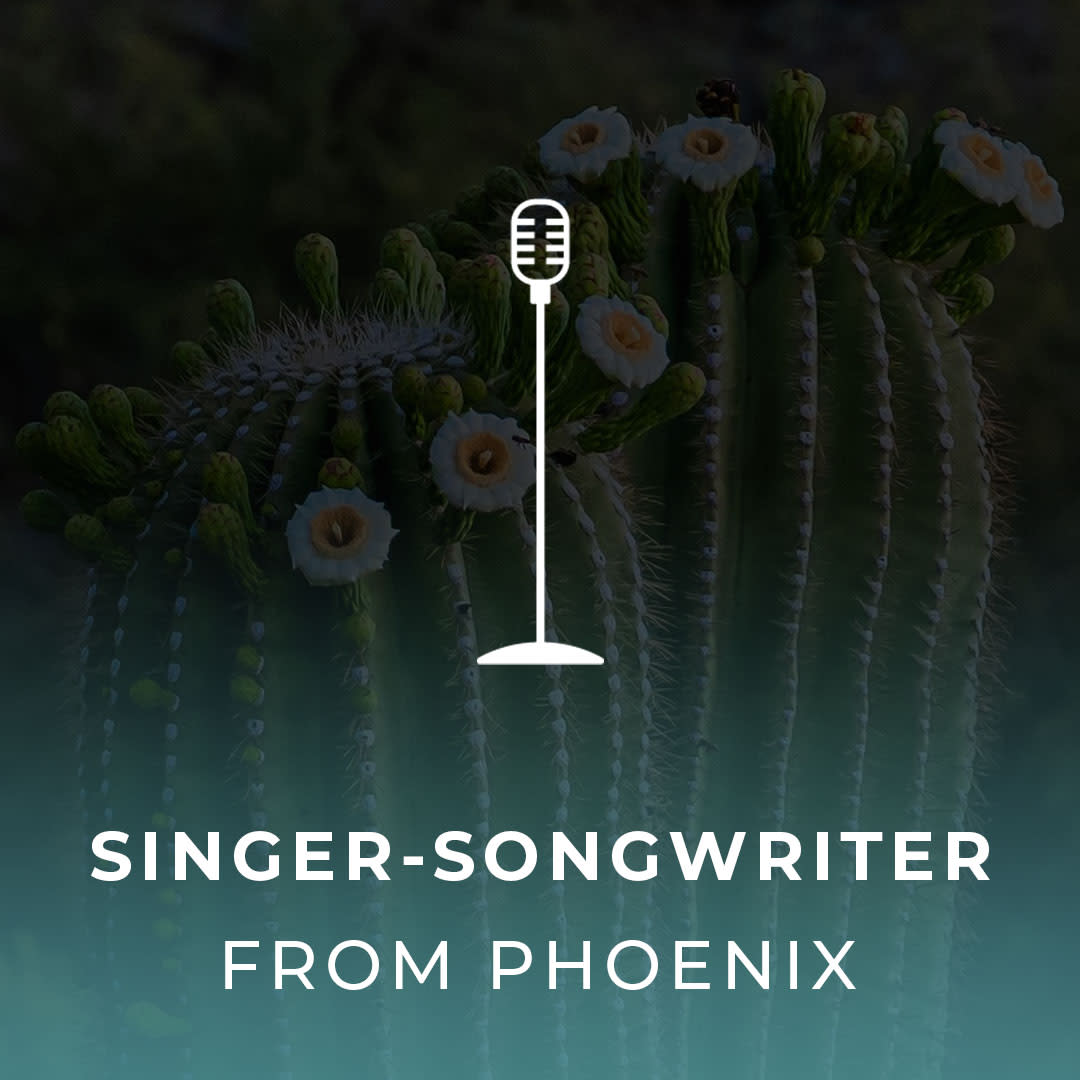 Singer-Songwriters from Phoenix