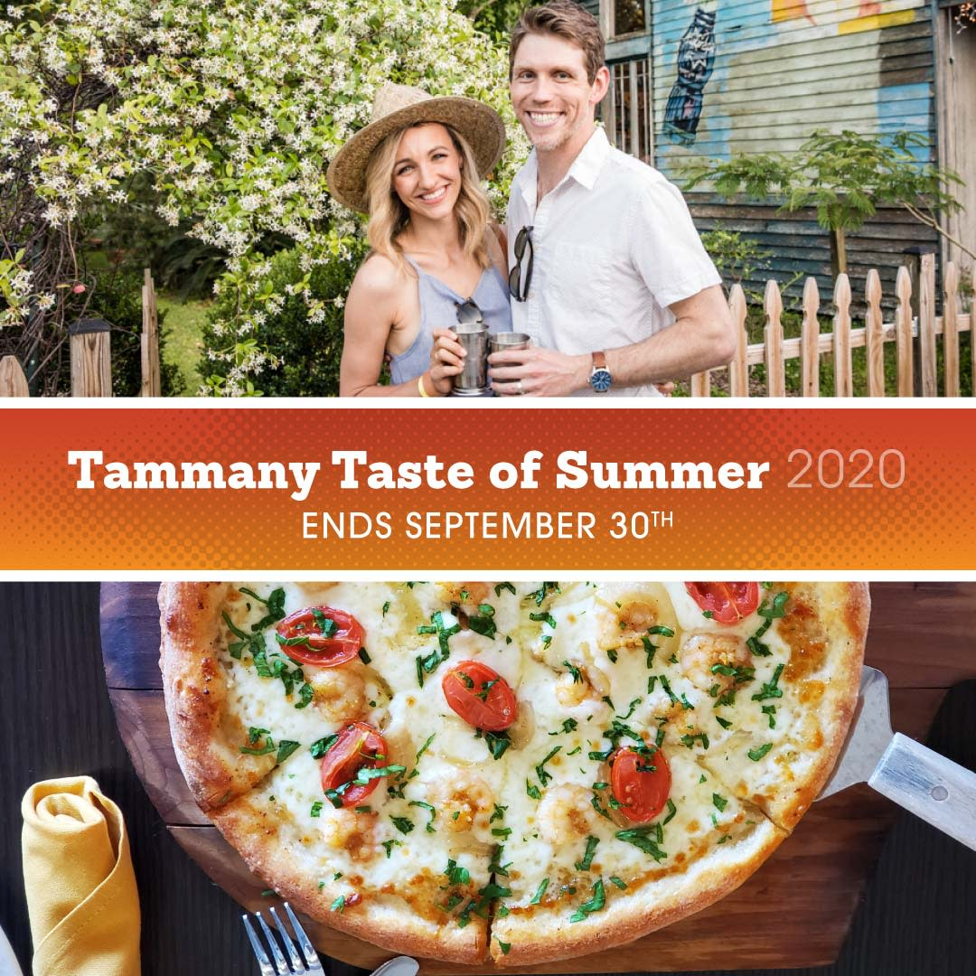 Tammany Taste Graphic