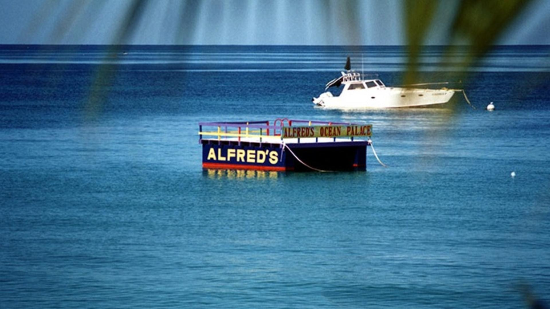 Alfred's Ocean Palace