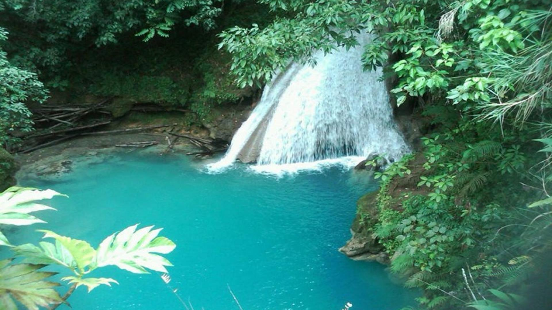 Island Gully Falls