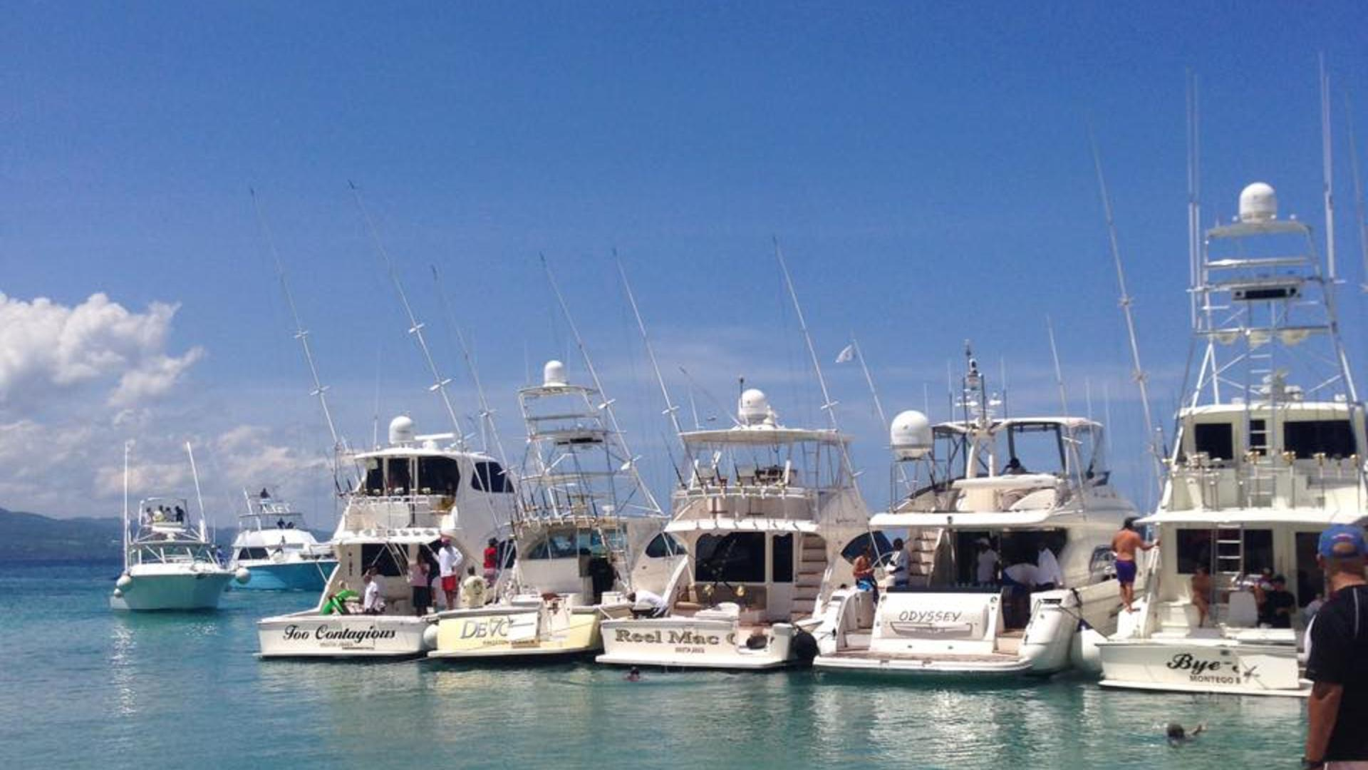 Montego Bay International Marlin Tournament
