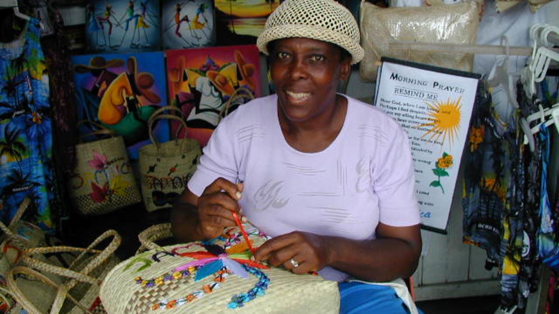 Ocho Rios Craft Market
