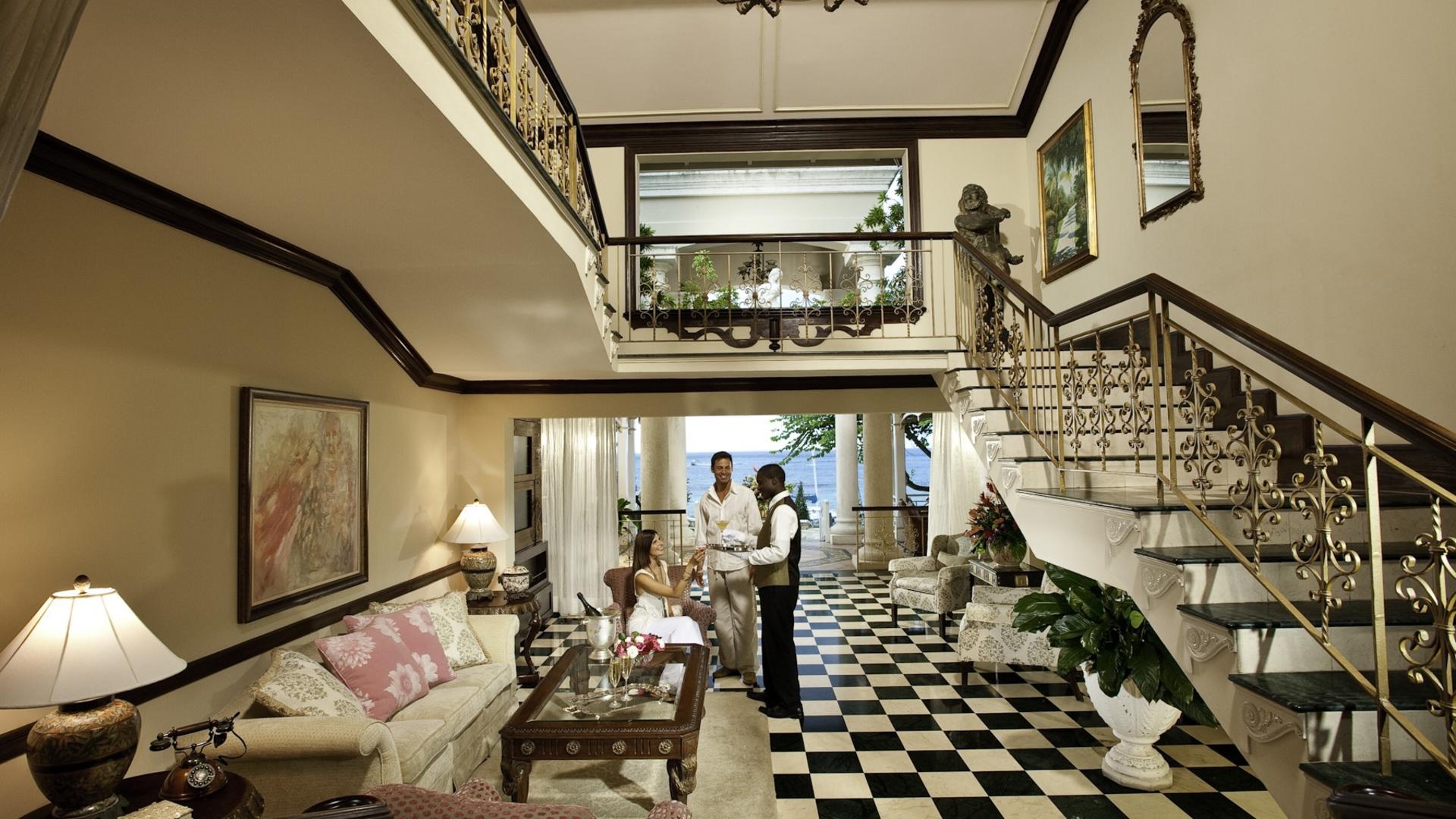 Sandals Royal Plantation Hotel