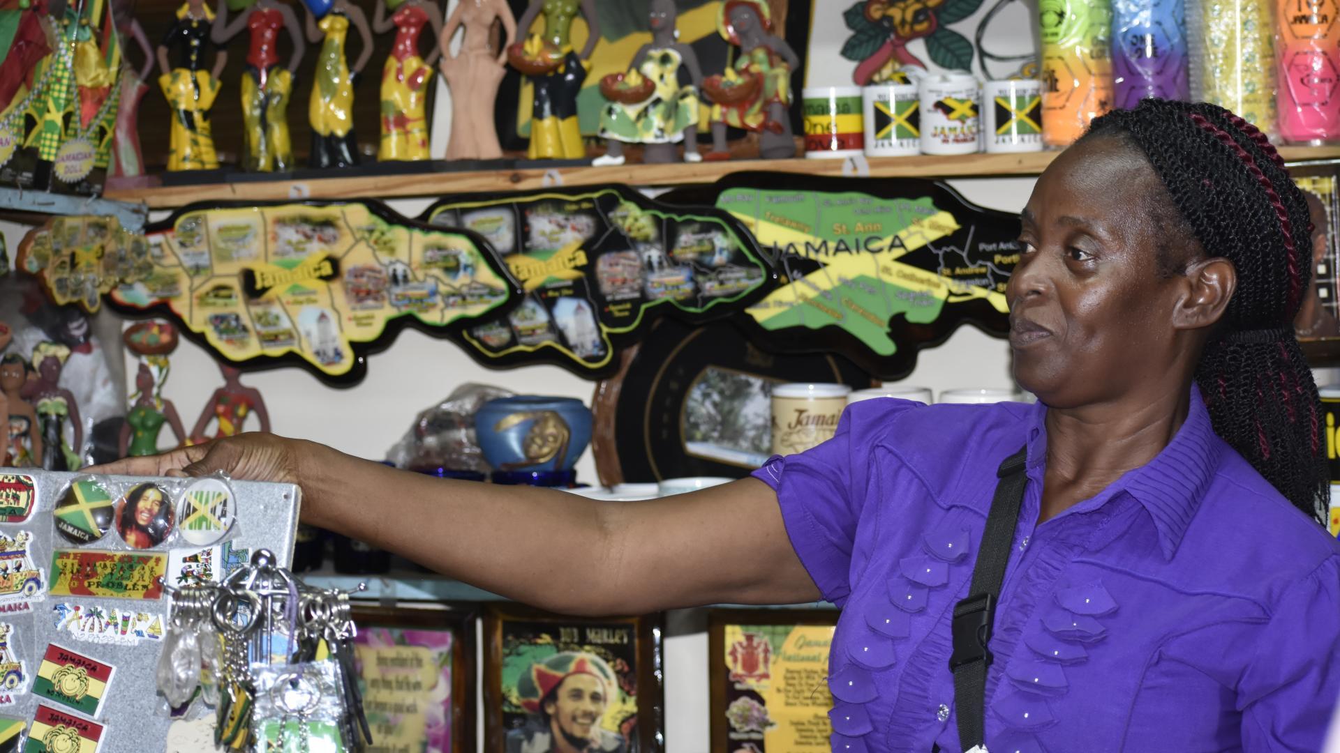Kingston Craft Market, Jamaica