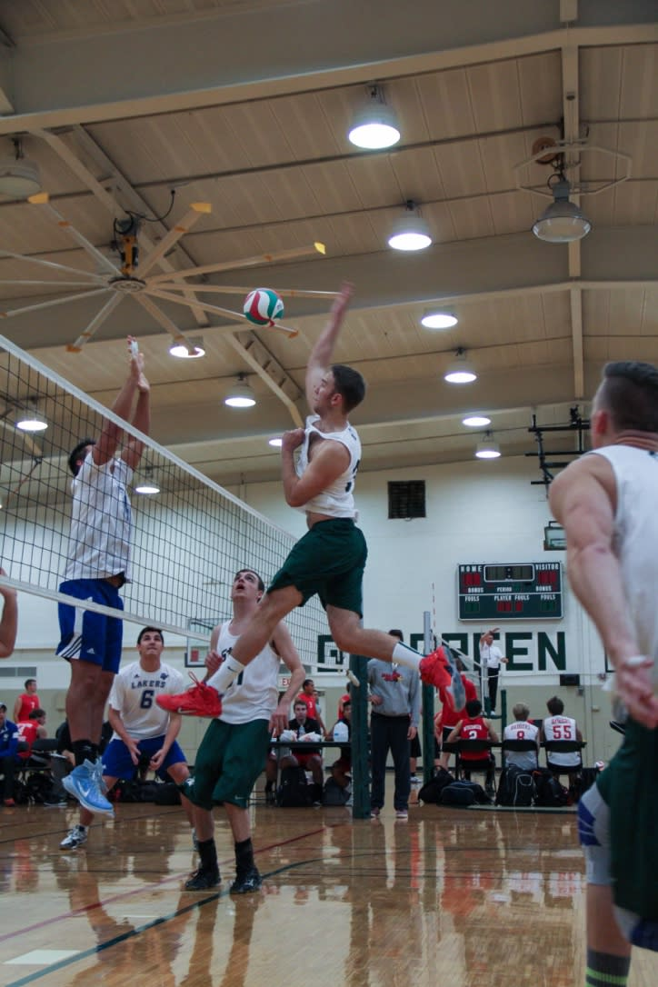 2016 Back to Hardwood Volleyball Tournament