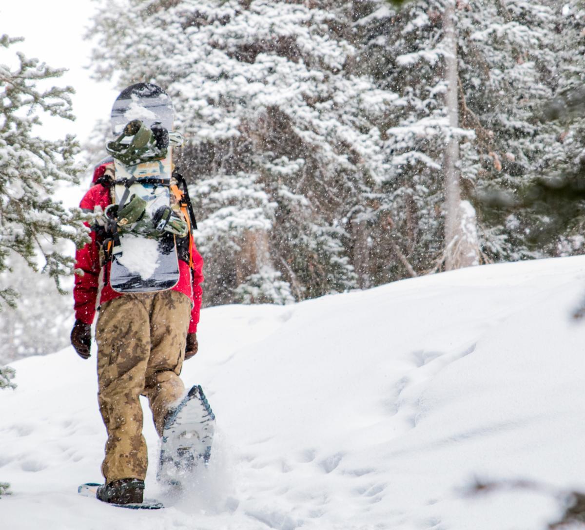 Snowshoeing - @Brickmann