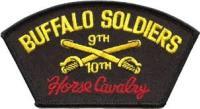 Buffalo Soldiers Museum Logo