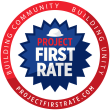 Project First Rate logo