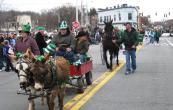 St. Patrick's Day Parade, Goshen