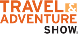 Logo for Travel and Adventure Show