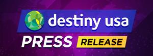 Destiny USA Press Release