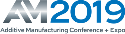 Additive Manufacturing Conference and Expo 2019 Logo austin texas