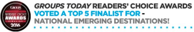 Groups Today Reader's Choice Award 2016 logo
