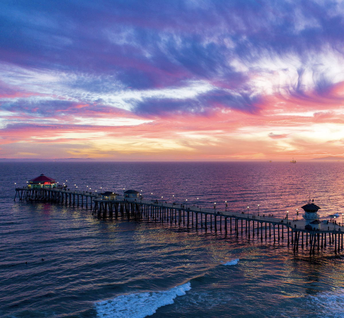 Huntington Beach Holiday Deals