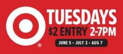 Target Tuesday at the Glazer Children's Museum