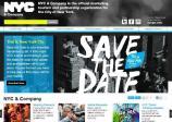 NYC & Company web site