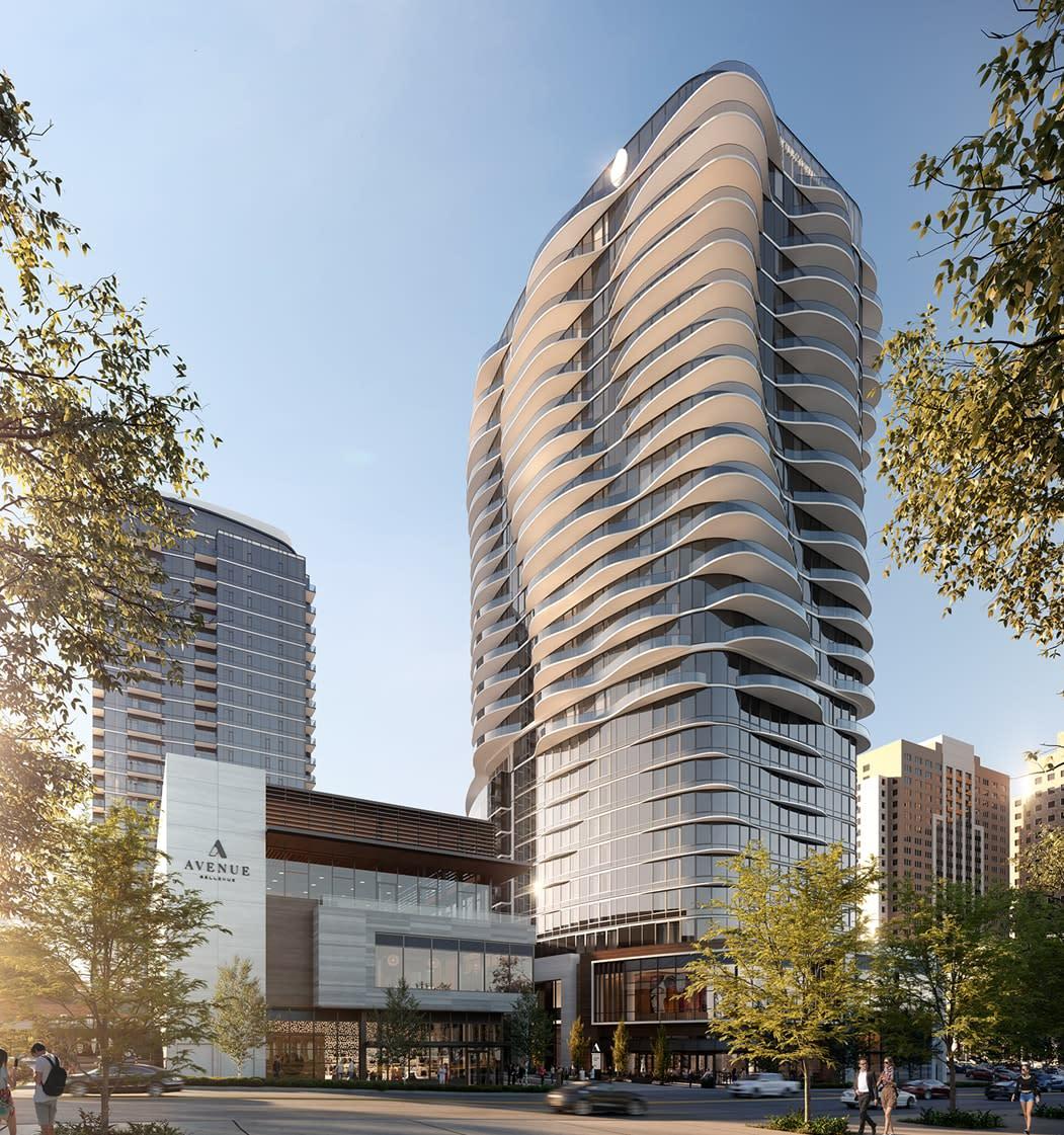 Avenue Bellevue | InterContinental Hotel