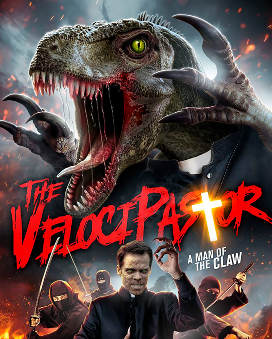 CFDC_The Velocipastor Poster