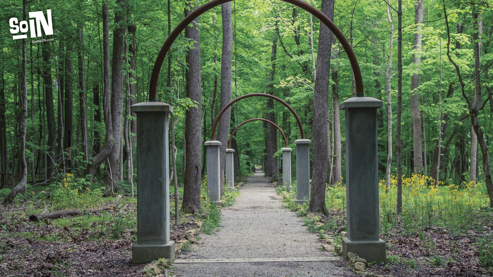 SoIN Virtual Background 2 - Rose Island Charlestown State Park