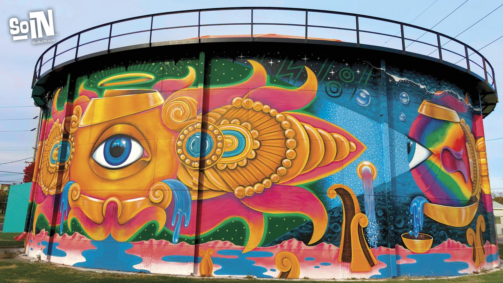 SoIN Virtual Background 6 - Noco Water Tank