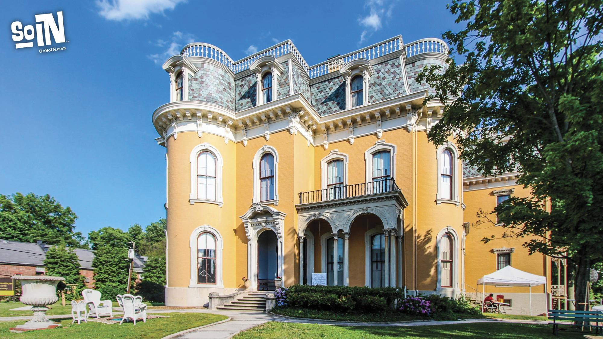 SoIN Virtual Background 7 - Culbertson Mansion