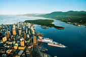 Vancouver Aerial 3