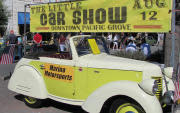Litte Car Show