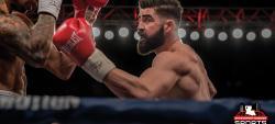 Shreveport-Bossier Sports Commission boxing match
