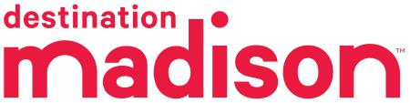 Destination Madison red logo