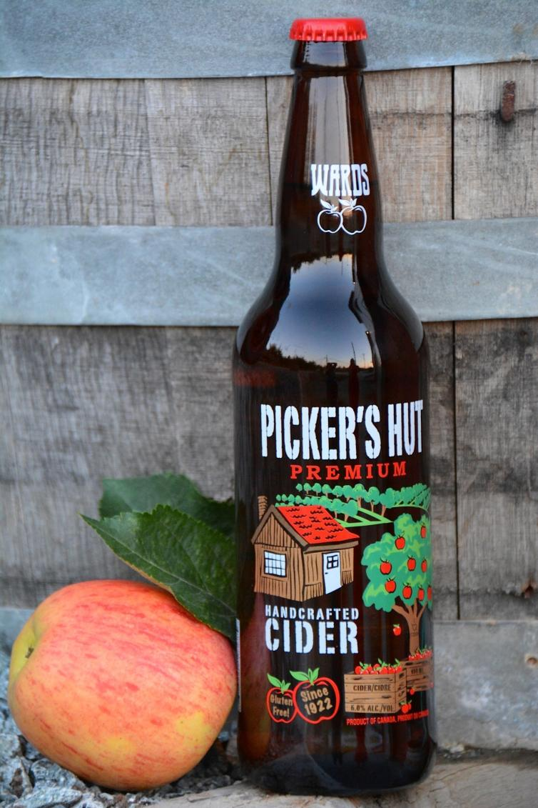 Packers Hut Cider