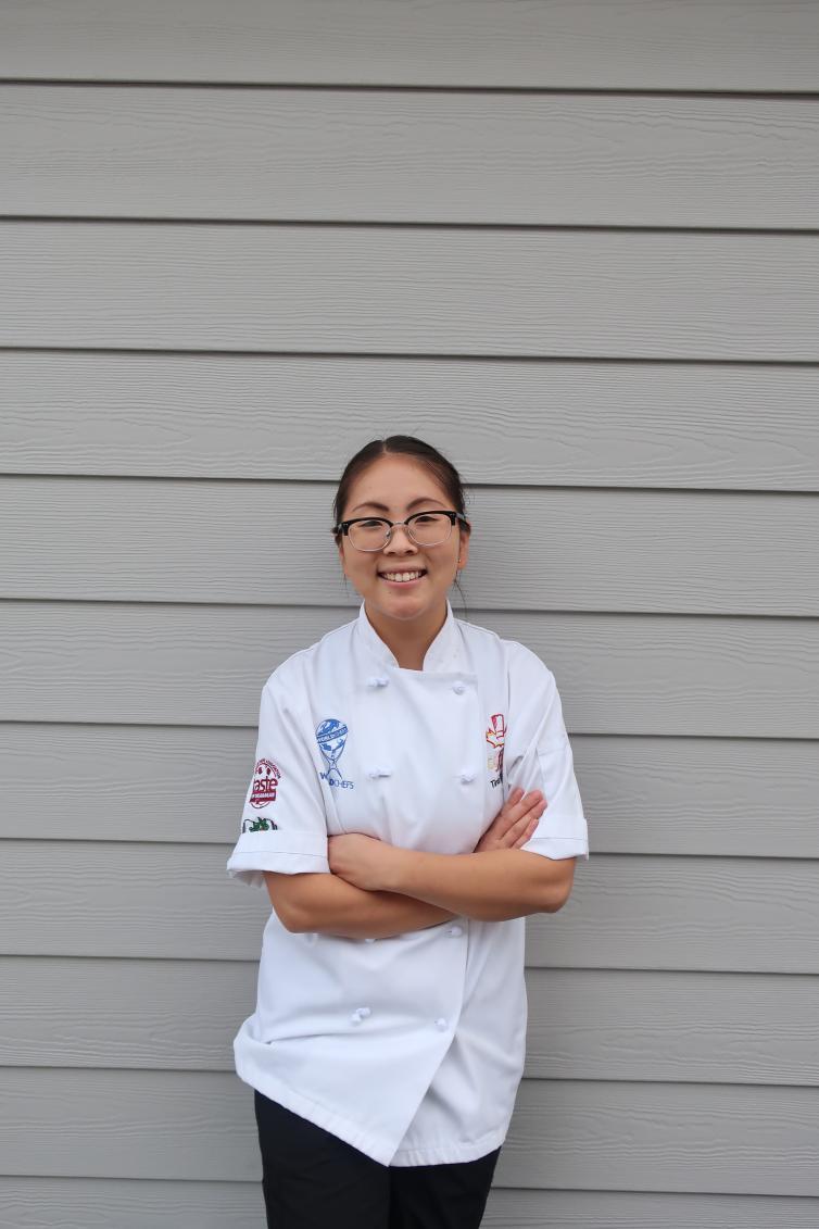 Tina Tang - Summerhill Pastry Chef