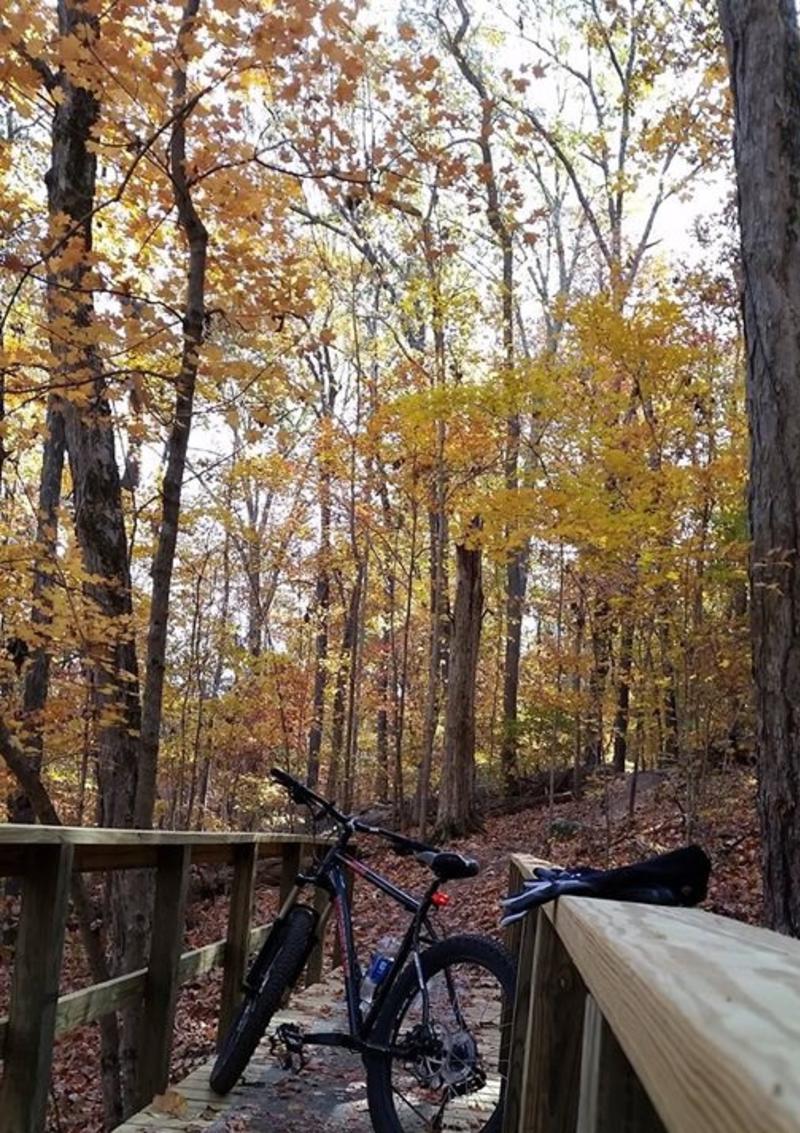 Monte Sano Mountain Bike