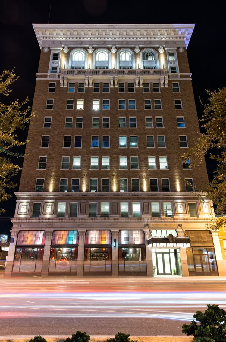 Historic Luhrs Building
