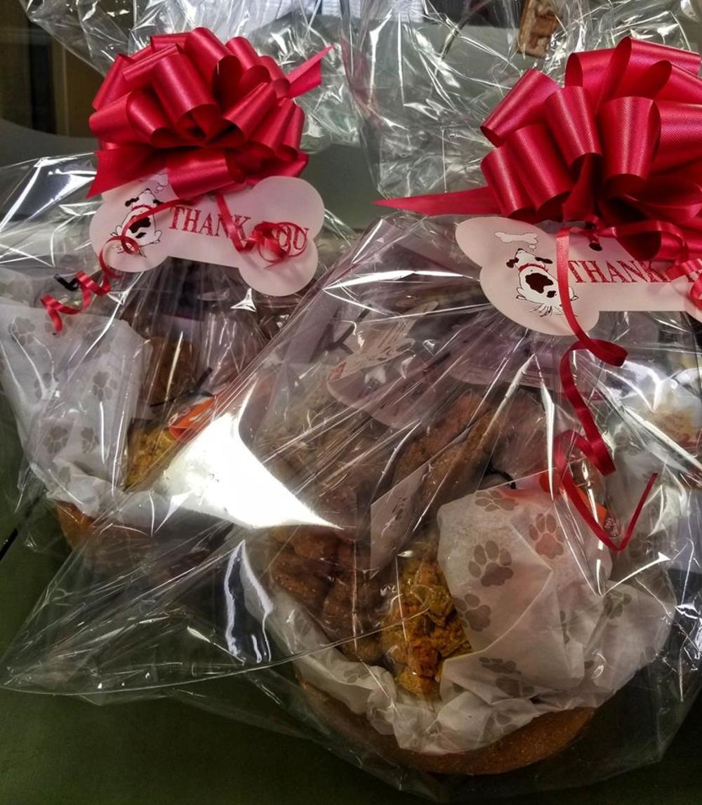 Bones Du Jour gift baskets