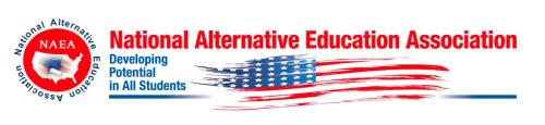 The National Alternative Education Association logo