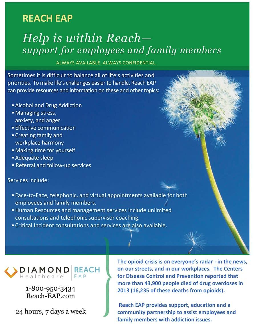 Reach EAP Flyer